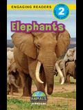 Elephants: Animals That Make a Difference! (Engaging Readers, Level 2)