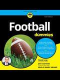 Football for Dummies Lib/E: 6th Edition