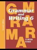 Grammar & Writing: Student Textbook Grade 6 2nd Edition 2014