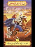 The Woman Who Rides Like a Man (Song of the Lioness Quartet, Book 3)