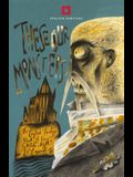 These Our Monsters: The English Heritage Collection of New Stories Inspired by Myth & Legend