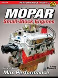 Mopar Small-Block Engines: How to Build Max Performance