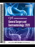 CPT Coding Essentials for General Surgery and Gastroenterology 2020