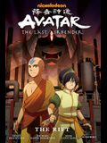 Avatar: The Last Airbender--The Rift Omnibus