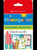 Kindergarten Summer Activity Flashcards: Scholastic Early Learners (Flashcards)