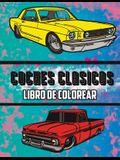 Coches Clásicos Libro de Colorear: Volumen 2