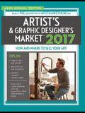 Artist's & Graphic Designer's Market 2017