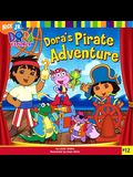 Dora's Pirate Adventure (Dora the Explorer 8x8 (Quality))
