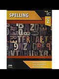 Steck-Vaughn Core Skills Spelling: Workbook Grade 2