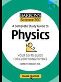 Barron's Science 360: A Complete Study Guide to Physics with Online Practice