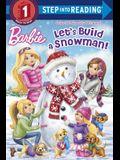 Let's Build a Snowman! (Barbie)