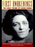 First Awakenings: The Early Selected Poems of Laura Riding