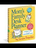 Mom's Family Desk Planner 2022