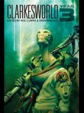 Clarkesworld: Year Three