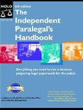Independent Paralegal's Handbook: How to Provide Legal Services Without Becoming a Lawyer