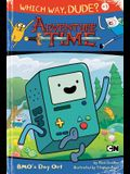 Which Way, Dude?, Book #1: BMO's Day Out