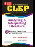CLEP Analyzing & Interpreting Literature (Rea) - The Best Test Prep for the CLEP