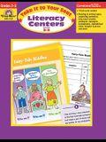 Literacy Centers Grades 2-3: EMC 2723