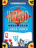 Wizard(r) Card Game Large Index