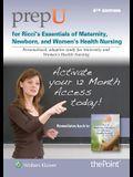 Prepu for Ricci's Essentials of Maternity, Newborn, and Women's Health Nursing