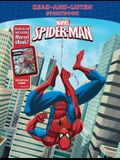 Marvel Spider-Man Read-and-Listen Storybook: Purchase Includes Marvel eBook!