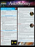 Astronomy: Quickstudy Laminated Reference Guide to Space, Our Solar System, Planets and the Stars