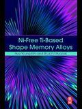Ni-Free Ti-Based Shape Memory Alloys