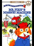 MR Fixits Magnet Machine Richard Scarry Ready to Read Books