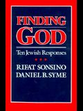 Finding God: Ten Jewish Responses