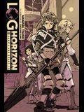 Log Horizon, Vol. 3 (Light Novel): Game's End, Part 1