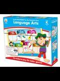 Language Arts File Folder Game, Grade K: File Folder Games
