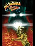 Big Trouble in Little China, Volume 4