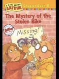 The Mystery of the Stolen Bike #8