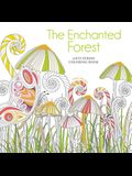 The Enchanted Forest Coloring Book: Anti-Stress Coloring Book