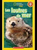 National Geographic Kids: Les Loutres de Mer (Niveau 2)