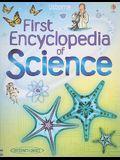 Usborne First Encyclopedia of Science (Internet-Linked)