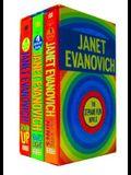 Plum Boxed Set 3, Books 7-9 (Seven Up / Hard Eight / To the Nines) (Stephanie Plum Novels)