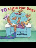 10 Little Hot Dogs