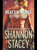 Heat Exchange: A Firefighter Romance