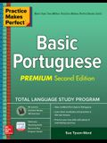 Practice Makes Perfect: Basic Portuguese, Premium Second Edition
