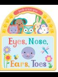 Eyes, Nose, Ears, Toes: Peek-A-Boo You