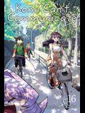 Komi Can't Communicate, Vol. 16, 16