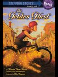 The Golden Ghost (Turtleback School & Library Binding Edition) (Stepping Stone Books (Pb))