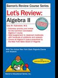Let's Review Algebra II