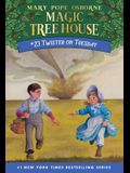Twister on Tuesday (Magic Tree House, No. 23)