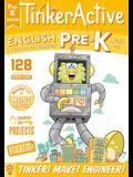 Tinkeractive Workbooks: Pre-K English Language Arts
