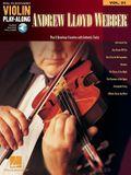 Andrew Lloyd Webber: Violin Play-Along Volume 21