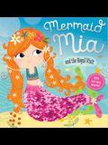 Mermaid MIA and the Royal Visit