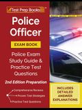 Police Officer Exam Book: Police Exam Study Guide and Practice Test Questions [2nd Edition Preparation]
