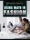 Using Math in Fashion